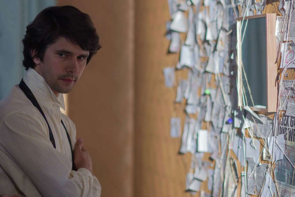 """Ben Whishaw is Danny, a warehouse worker who falls in love with a polished young man who turns up dead in """"London Spy."""""""