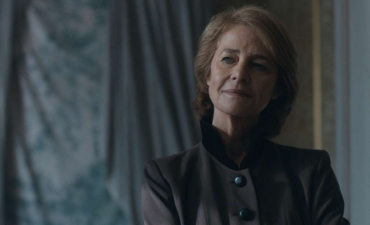Charlotte Rampling plays Frances, the ice-blooded mother who blames Danny for her son's death.