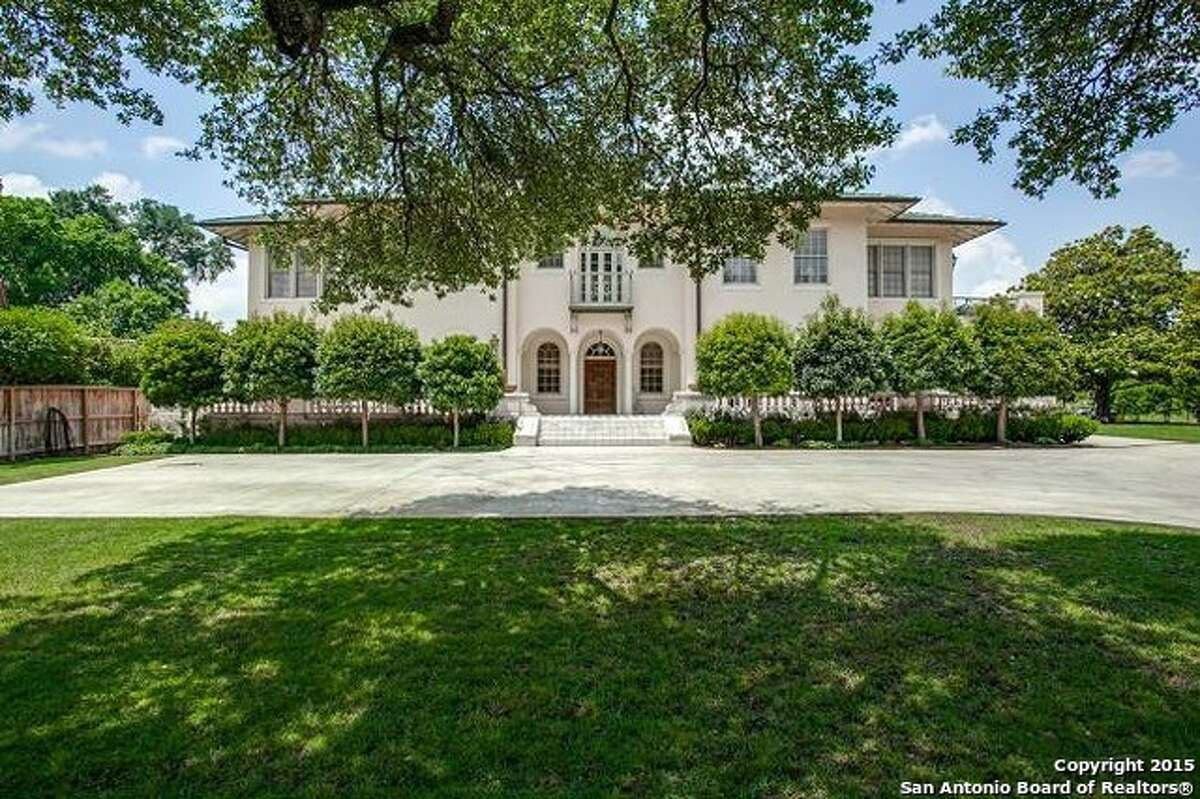 9. 645 Grandview: $3.49 millionThis Mediterranean home was recently restored to offer a more modern look.