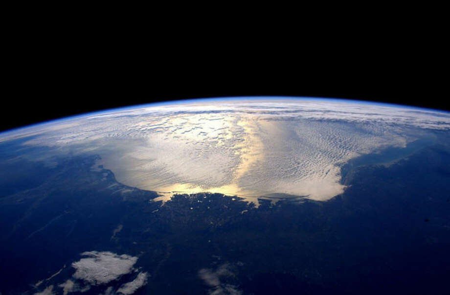 Scott Kelly shares a photo of Texas as his year-long mission winds down. Photo: Scott Kelly/NASA