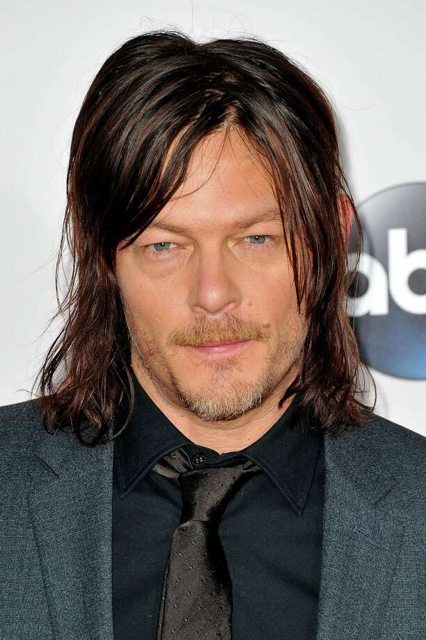 Actor Norman Reedus arrives at the 2015 American Music Awards at Microsoft Theater on November 22, 2015 in Los Angeles, California. Photo: Allen Berezovsky, Getty Images / 2015 Allen Berezovsky