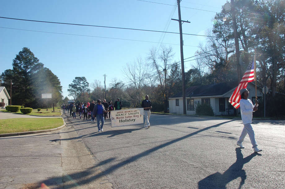 Martin Luther King Day Parade photo by Jeff Reedy