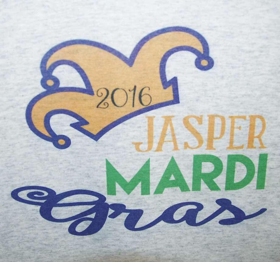 Jaspers first annual Mardi Gras Parade Janaury 30th photo by Jeff Reedy