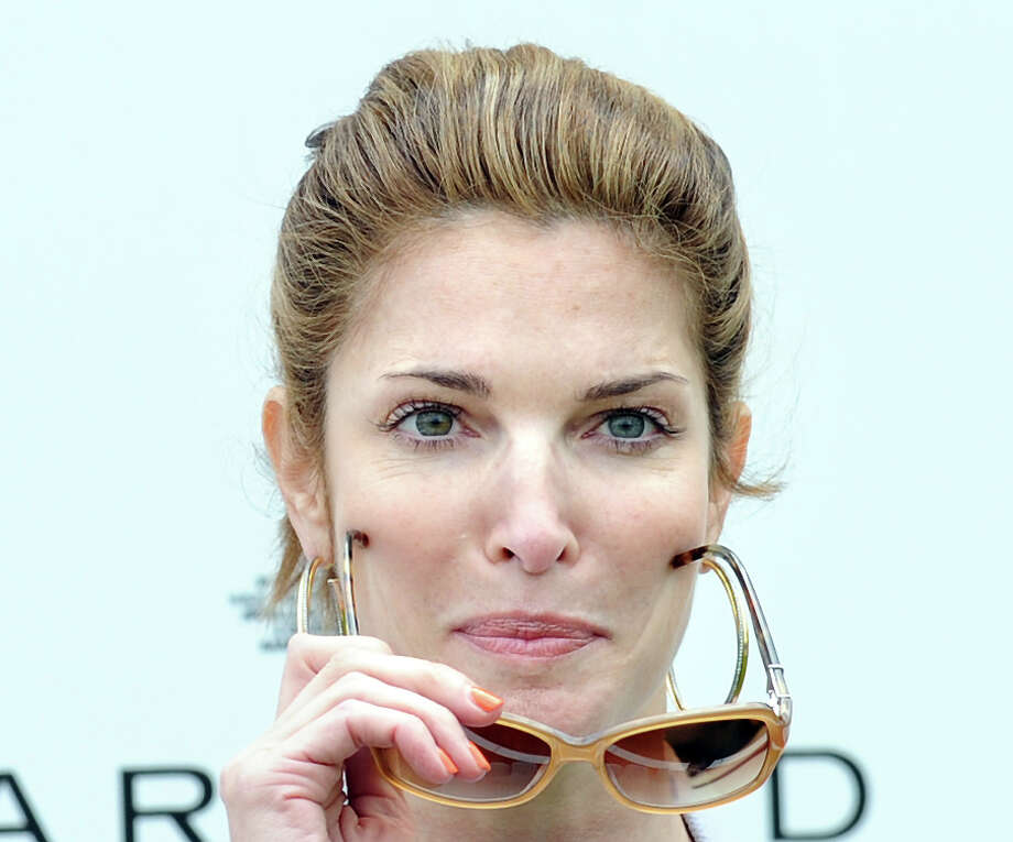Stephanie Seymour, a former supermodel, was arrested by Greenwich police for leaving the scene of an accident — the second accident of the day for Seymour, who was previously charged Jan. 15 with driving while intoxicated.  Police said that Seymour smashed into a utility pole on Stanwich Road on Jan. 15, breaking it in half, then drove off in a 2015 Range Rover. An hour or two later, according to authorities, she backed into another vehicle off exit 5 near I-95 at 9:15 p.m., which led to a charge of driving while intoxicated. Read more. Photo: Bob Luckey/file Photo / Bob Luckey / Greenwich Time