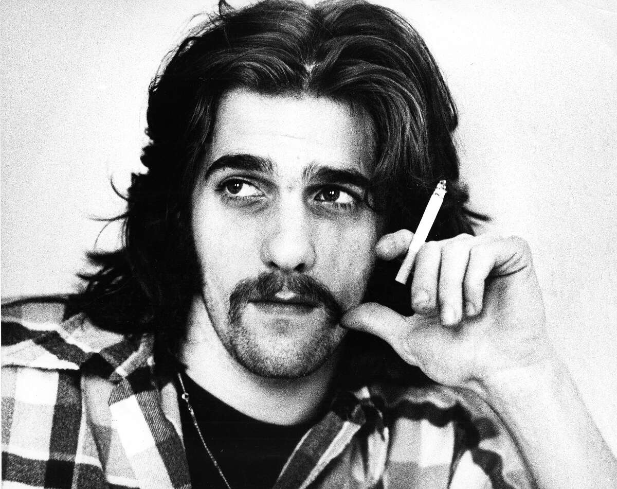 Glenn Frey, of The Eagles, has died at the age of 67, according to the band. He's pictured here in 1973.