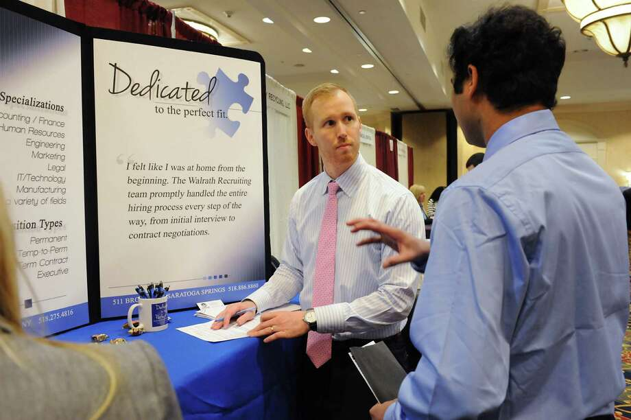 Recruiters seek to fill trucking, sales, health care, tech jobs at ...