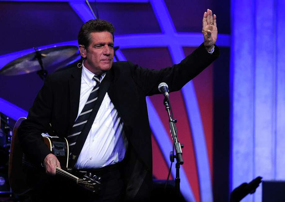 Glenn Frey, 67, died Monday. Photo: Kevork Djansezian, Getty Images / 2009 Getty Images