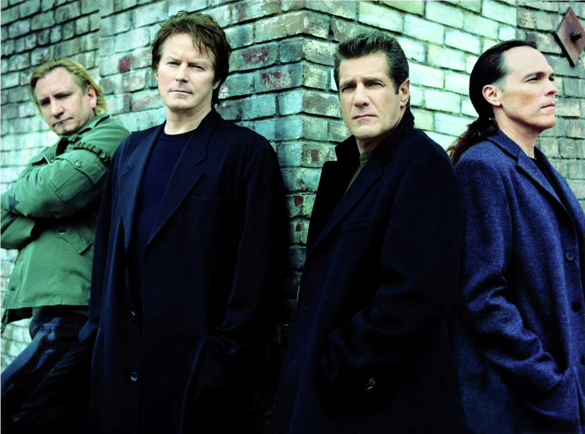 The stats The Eagles have six Grammys, five American Music Awards, five No. 1 singles, six No. 1 albums and two of the 20 top-selling albums in the U.S.