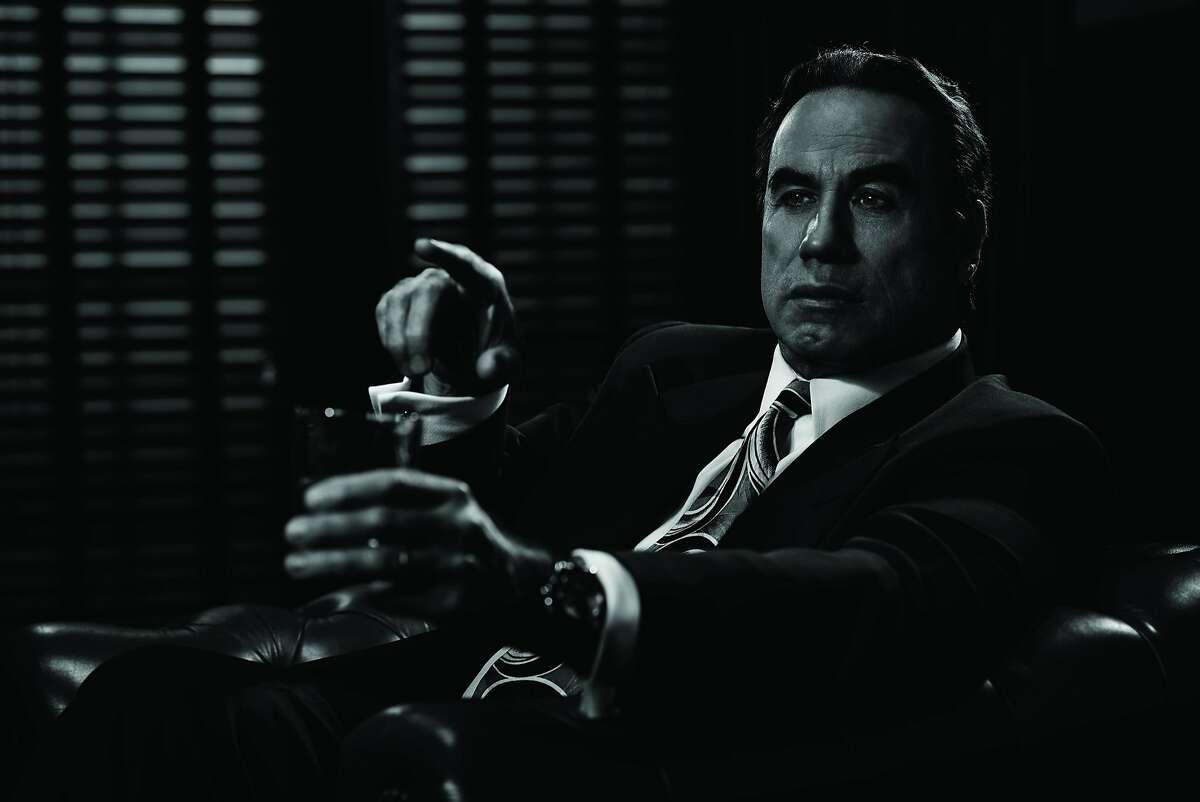 John Travolta as Robert Shapiro in The People V. O.J. Simpson: American Crime Story.