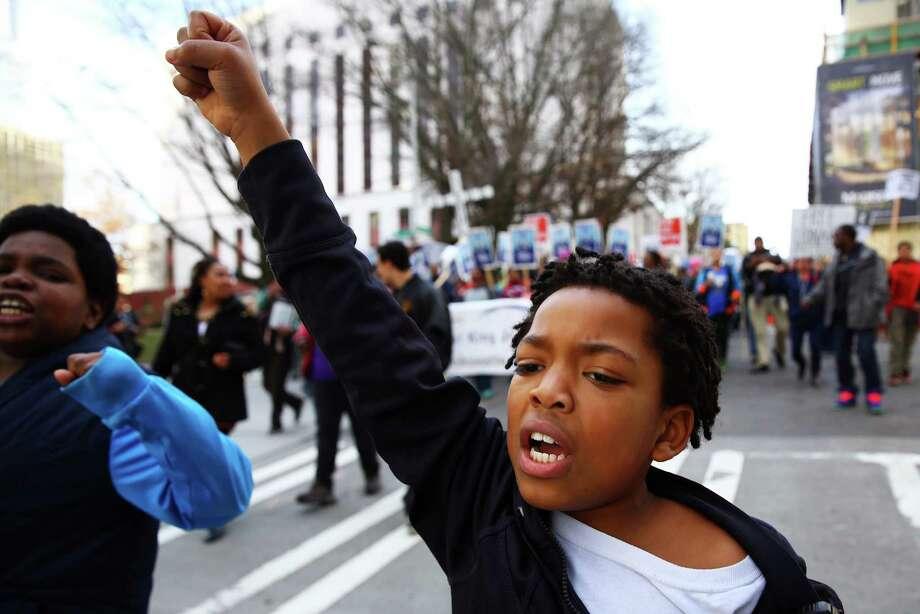 2016 MLK Day Celebration - seattlepi.com