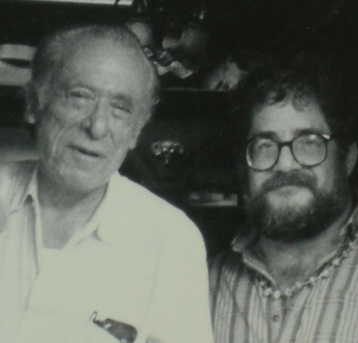 Bukowski with Cherkovski