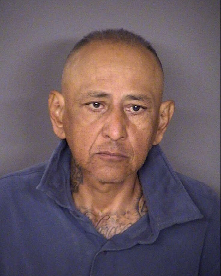 Armando Quevedo Luna is seen in an undated booking mug provided by the Bexar County Sheriff's office Monday, Jan. 18, 2016. Luna died while in custody at the Bexar county jail. Luna was booked into the jail Dec. 25 on a Possession of a Controlled Substance charge. Photo: COURTESY / COURTESY / COURTESY BEXAR COUNTY JAIL