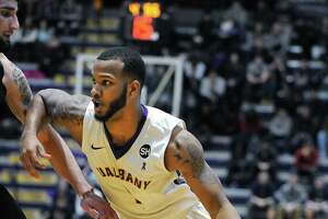 UAlbany men's basketball looks to extend home streak - Photo