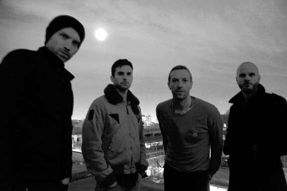 "Coldplay releases its sixth studio album ""Ghost Stories"" on May 16."