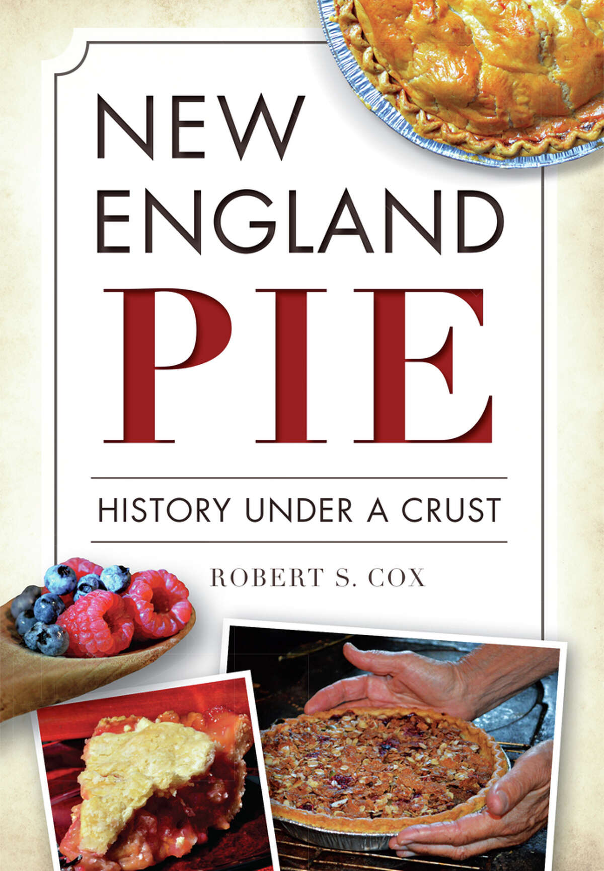 Robert Cox has written a history of pie