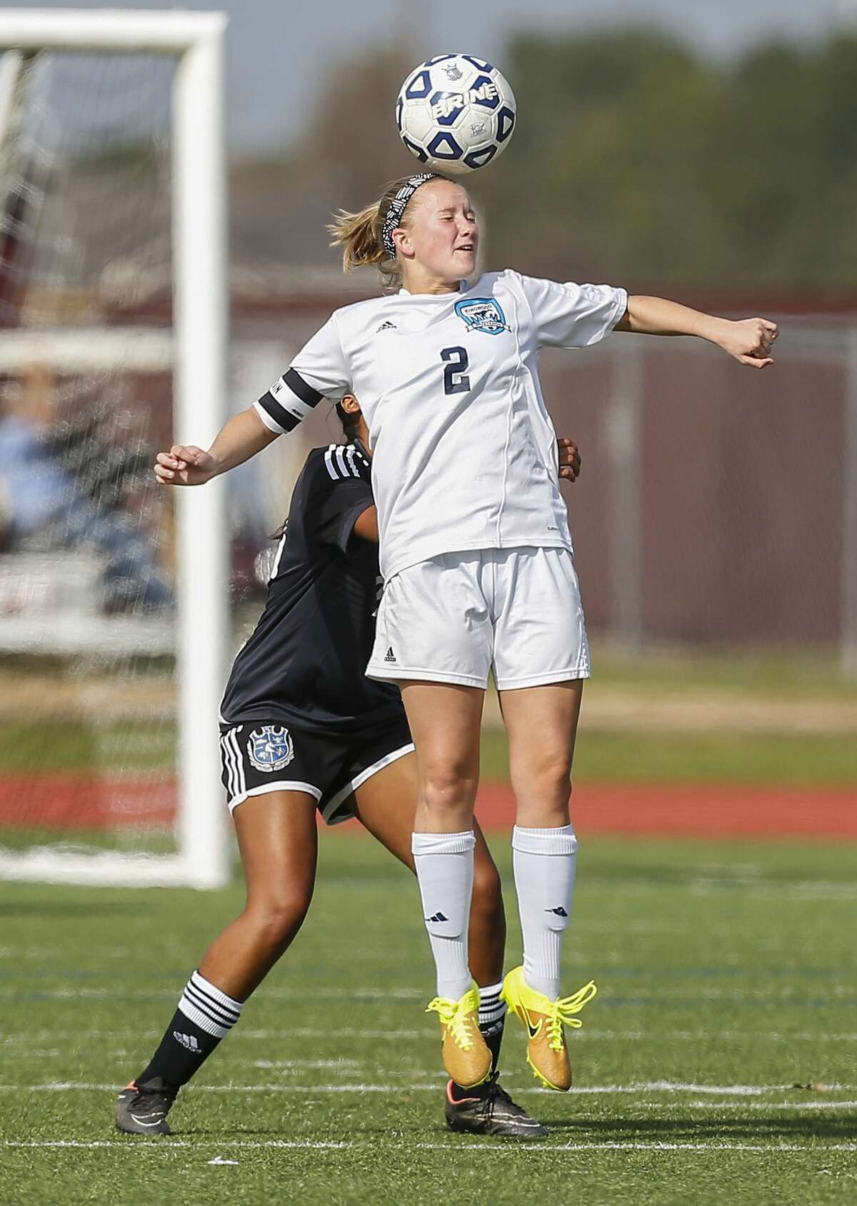 Kingwood's Sloane Scharold is part of a stellar graduating class for the Mustangs.