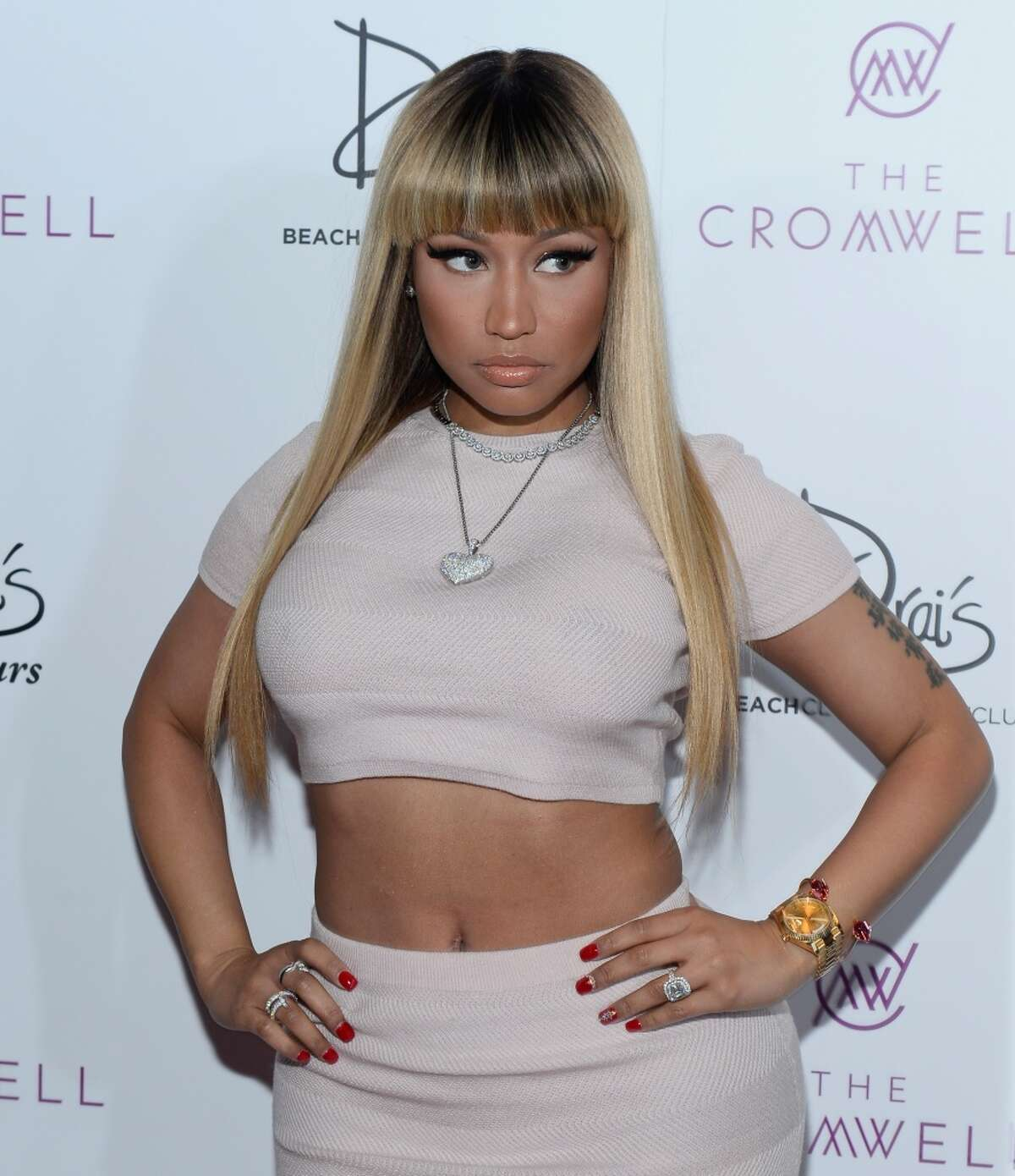 Nicki MinajClaim to fame: RapperBorn: Trinidad