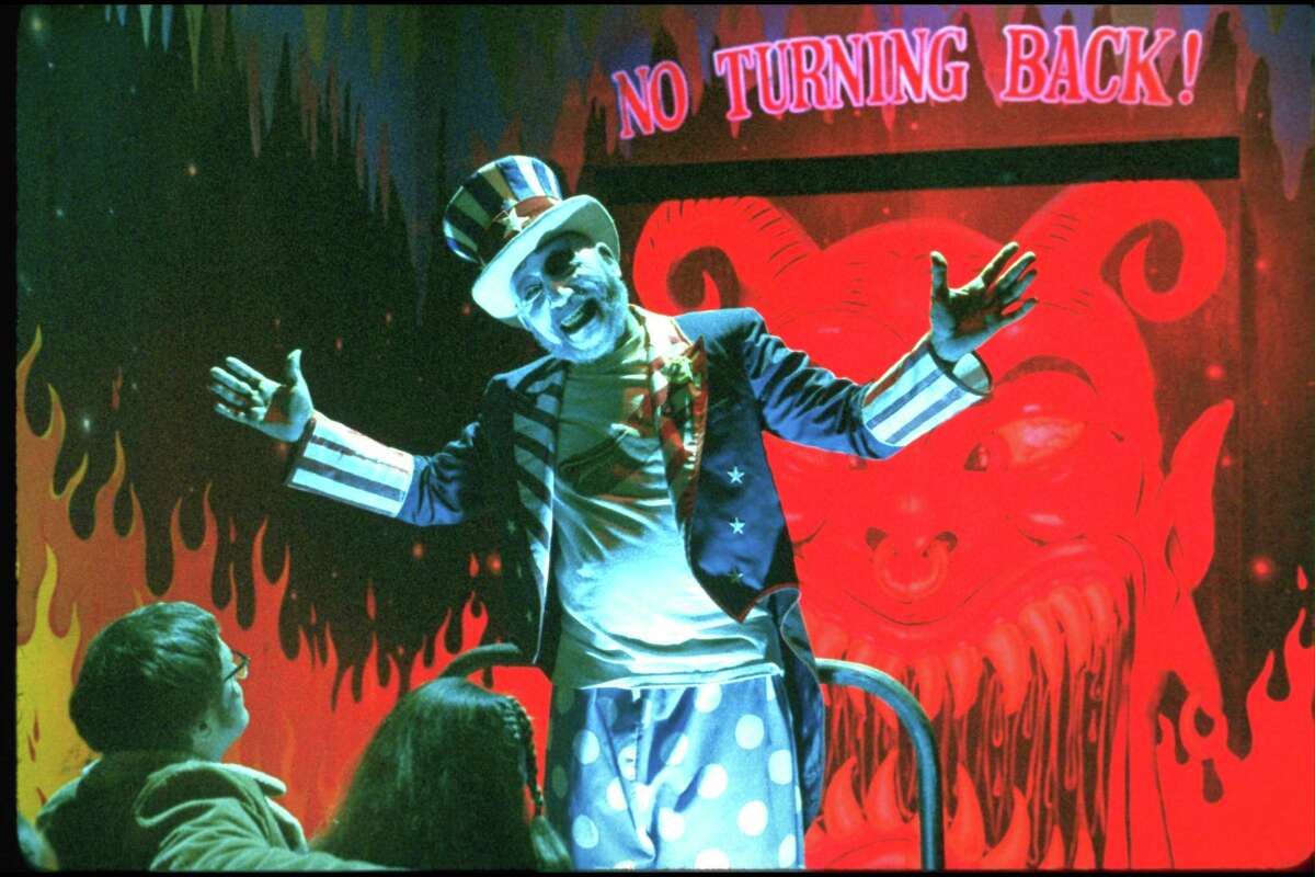 House of 1000 Corpses (2003) Available on Netflix October 1