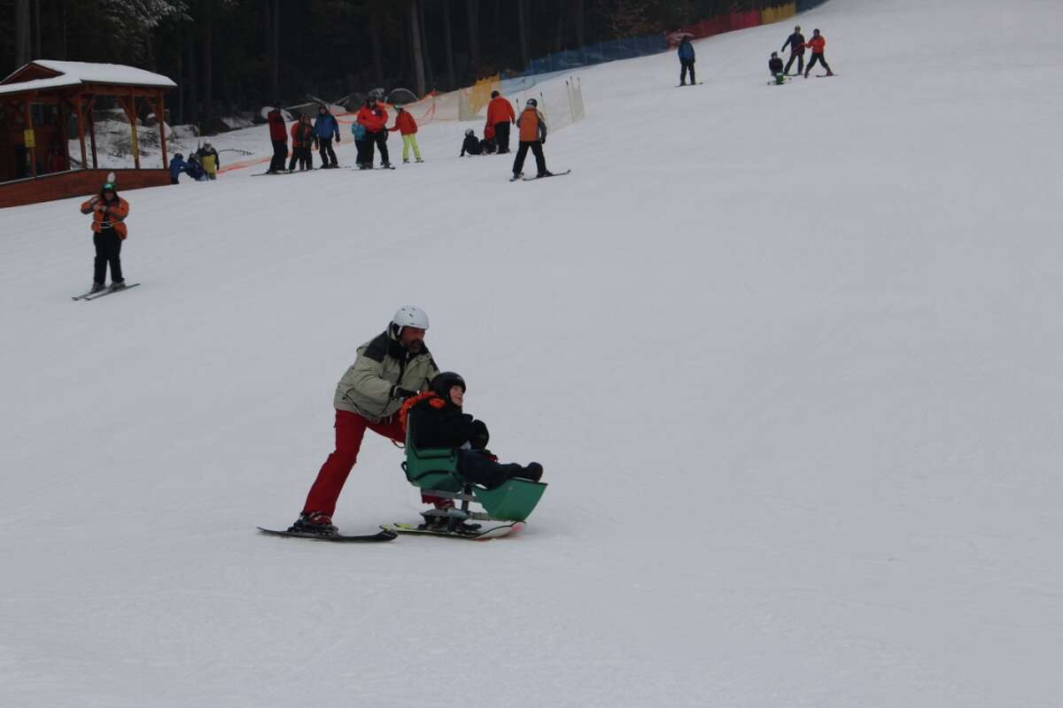 Were you Seen at opening day of the Adaptive Winter Sports Program at Double H Ranch in Lake Luzerne on Saturday, Jan. 16, 2016?