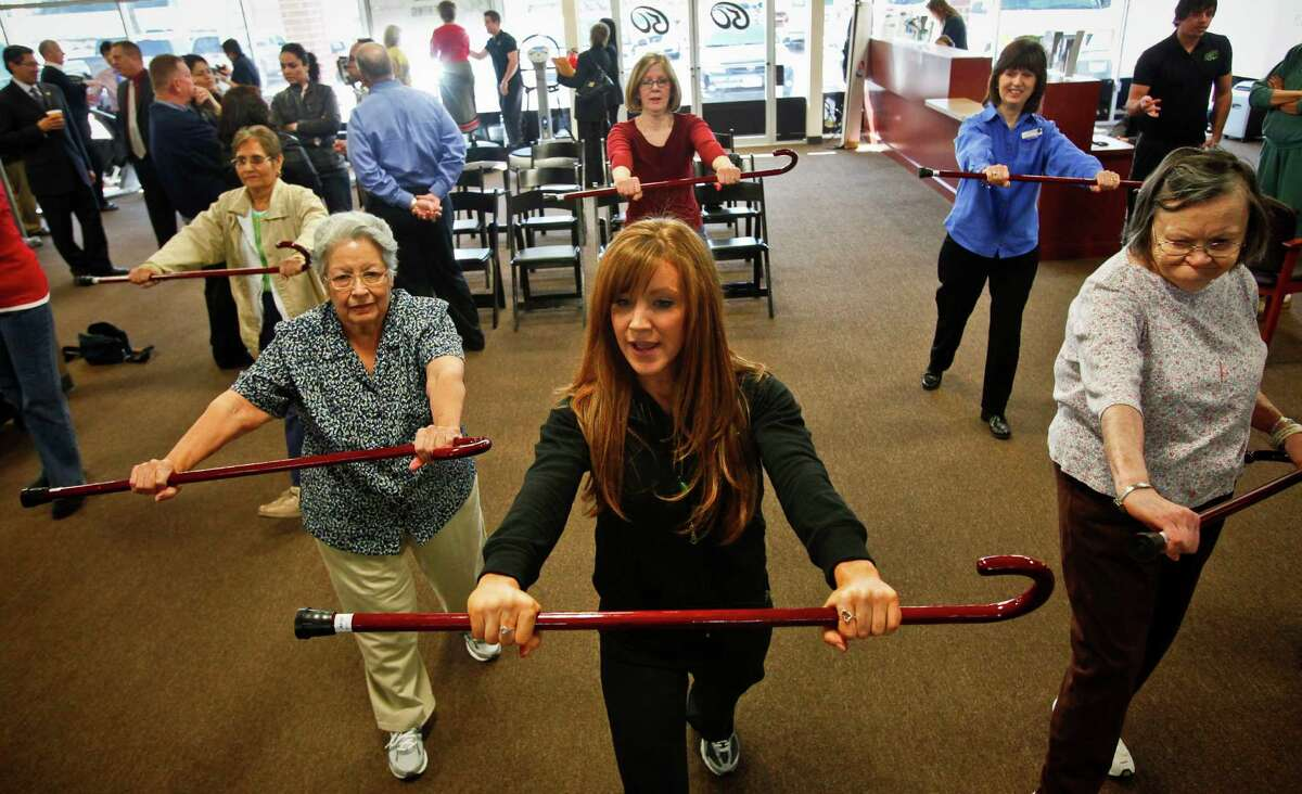 Exercise later in life is different from workouts of your younger years, but is just as important.