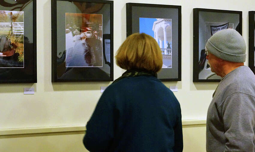 Fairfield's 25 art teachers showcase their pride and their photography skills in an exhibit at the Fairfield Museum and History Center.