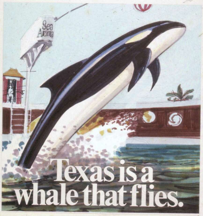 The Texas Tourist Development Agency existed between 1963 and 1987 and coordinated a series of marketing campaigns to attract visitors to the Lone Star state. Photo: Texas State Archives/ Flickr