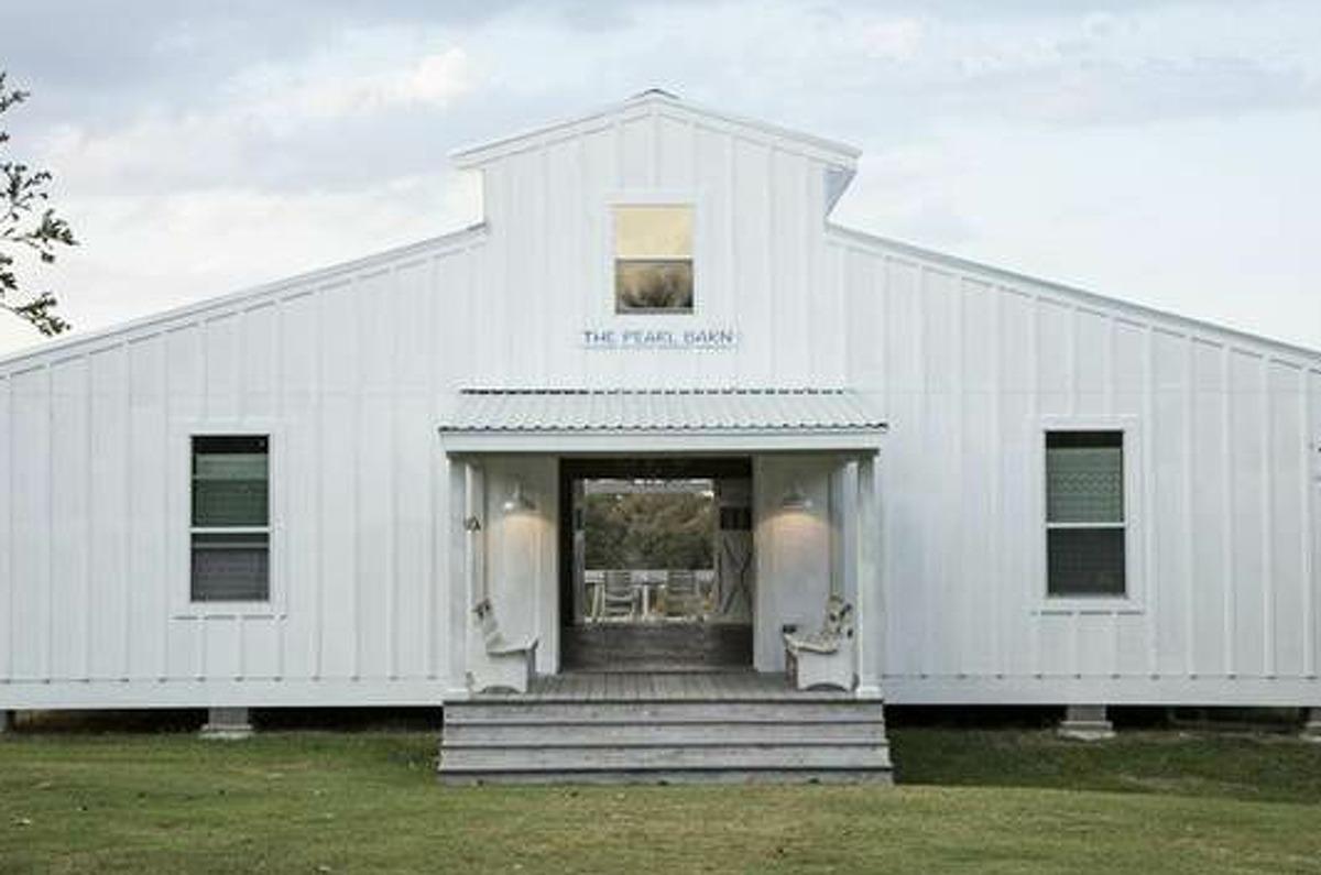 The Pearl Barn at