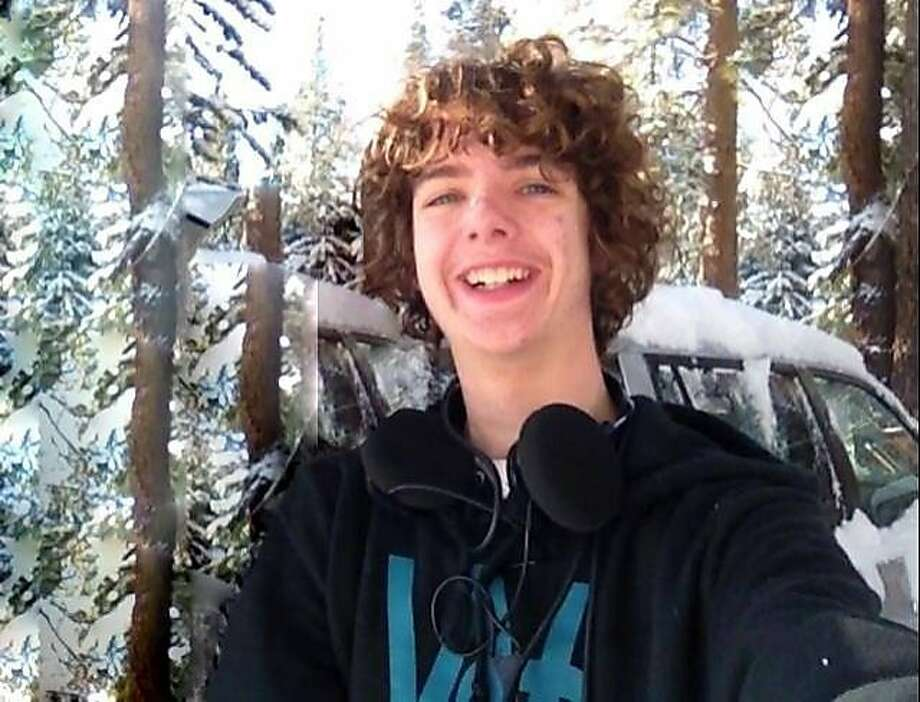 The search for Carson May, a 23-year-old ski instructor at Sugar Bowl Resort, has been suspended after five days of searching in an avalanche-prone area. Photo: Courtesy Of PCSO