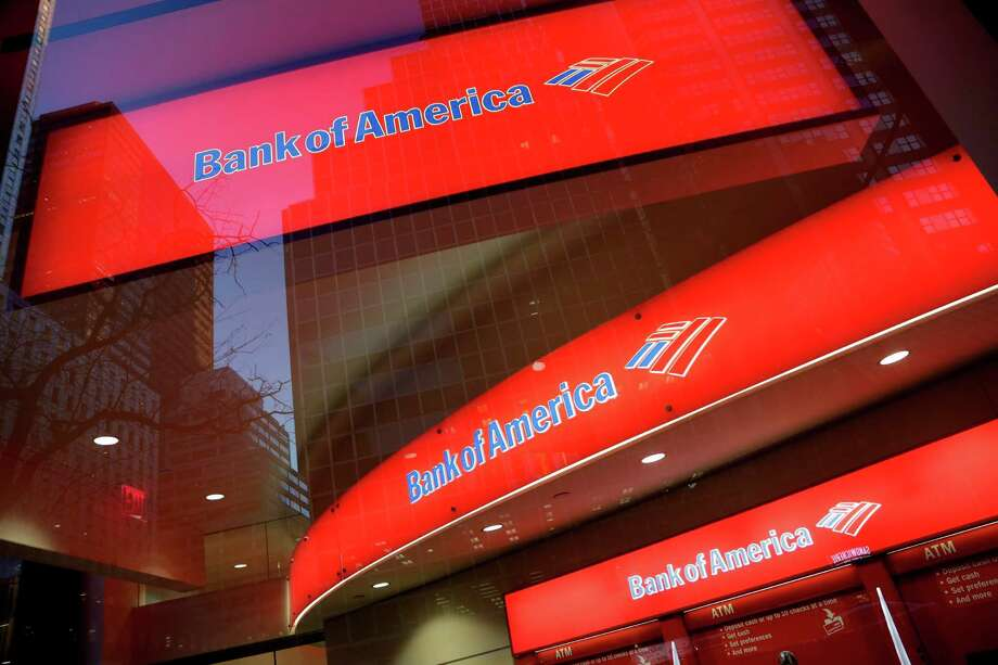 Bank of America said Tuesday that it has increased its provision for credit losses because of the troubles energy companies are having. Photo: Mark Lennihan, STF / AP