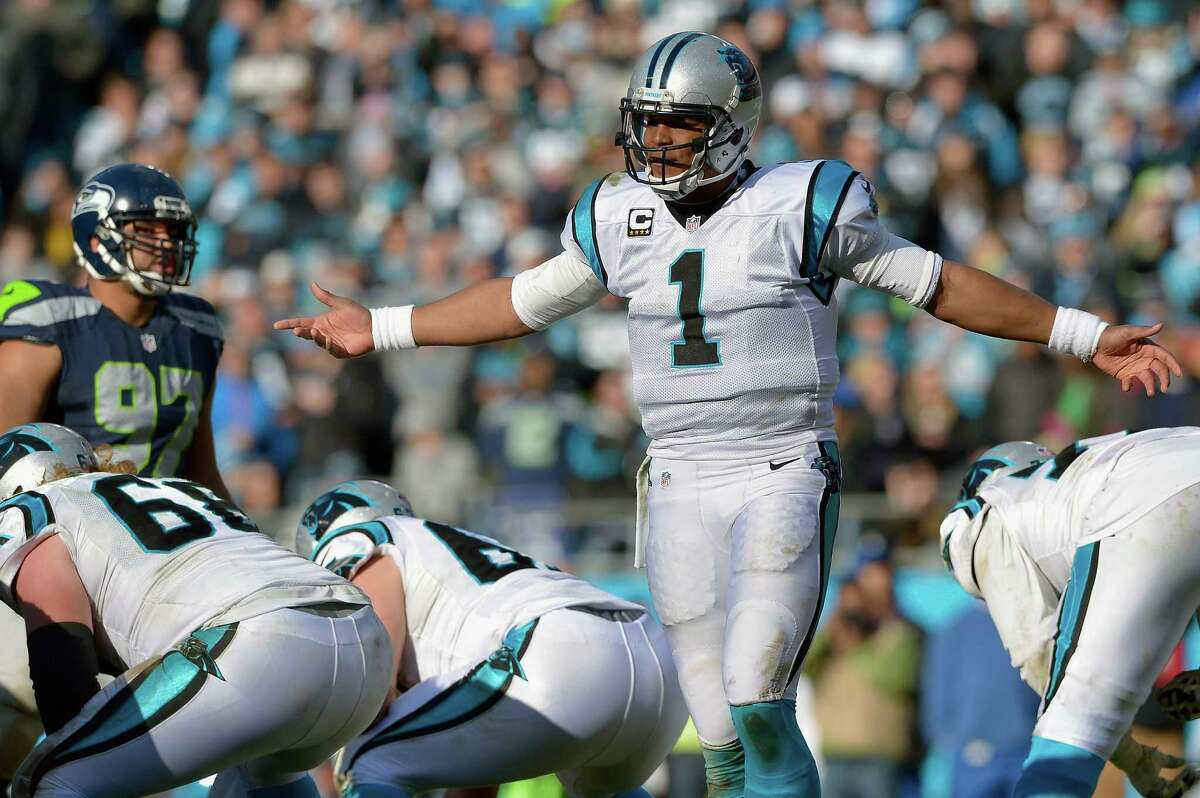 Cam Newton has full command of the Panthers' offense in his fifth season.