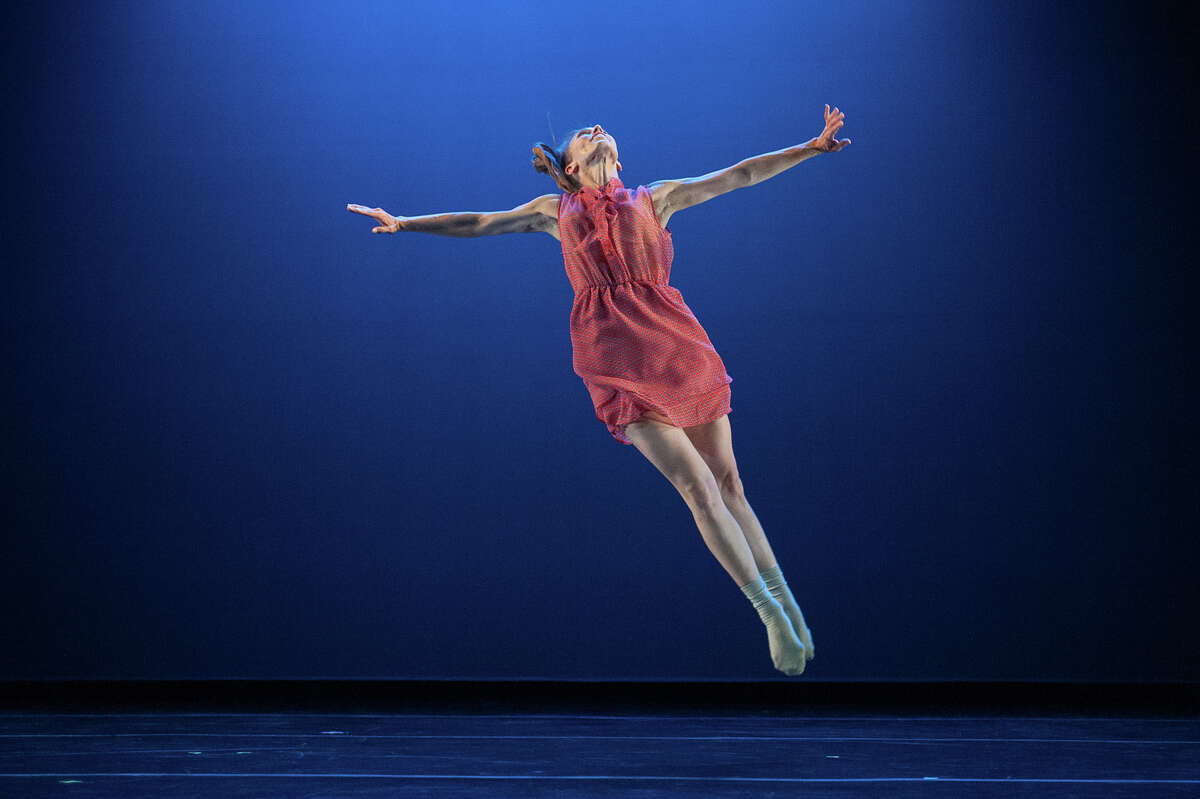 The Los Angeles contemporary dance company BodyTraffic performs at 8 p.m. Saturday, presented by Society for the Performing Arts.
