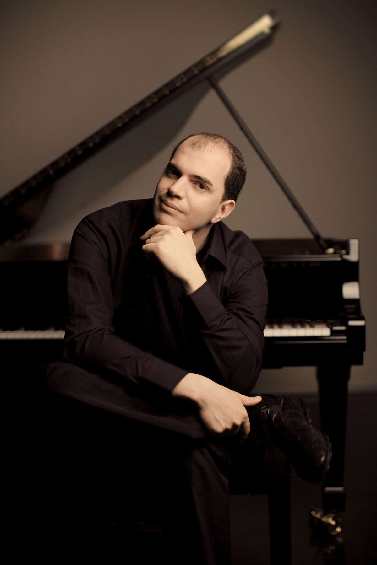Pianist Kirill Gerstein plays Tchaikovsky's Piano Concerto No. 1 with the Houston Symphony on Sept. 12-15.