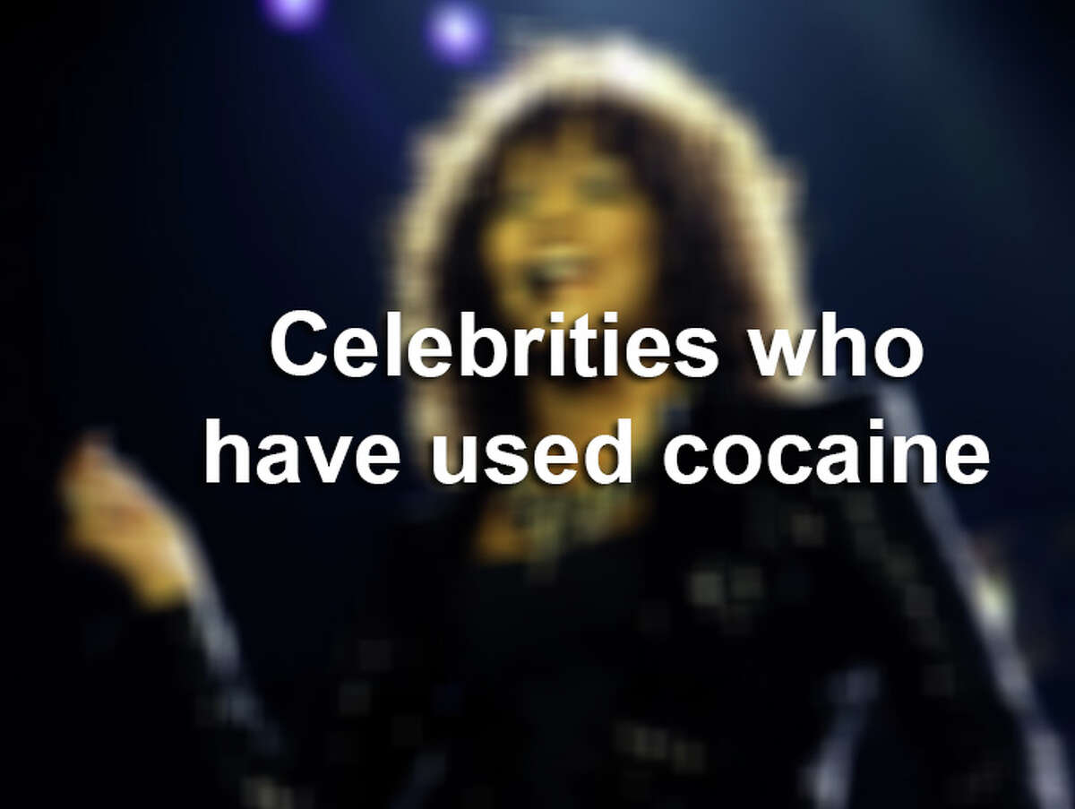 Click through the slideshow to see photos of celebrities who have used cocaine.