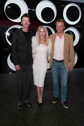 Billy Getty, Vanessa Getty, and Alex Weibel