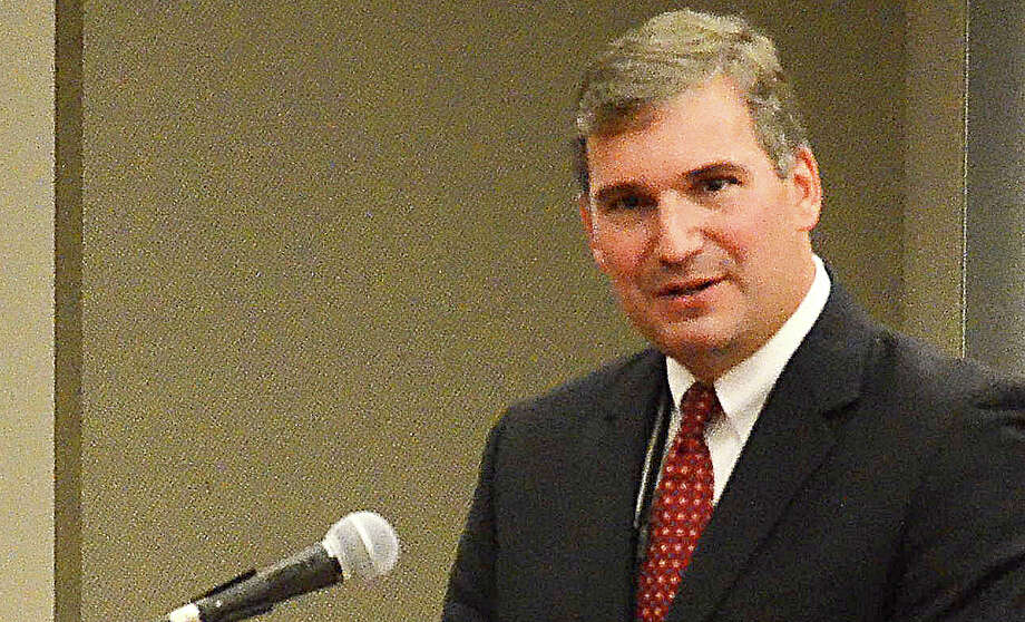 New Canaan Schools Superintendent Bryan Luizzi proposed a 6.4 percent increase in the next budget. Photo: Staff File Photo / New Canaan News
