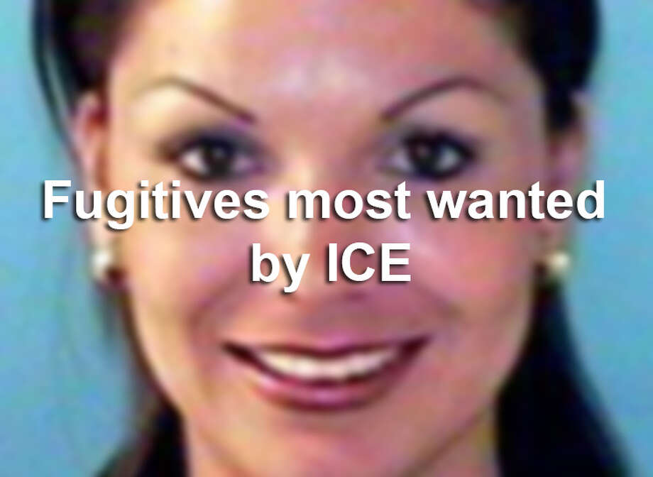 Scroll through the slideshow to see the fugitives on the run from U.S. Immigration and Customs Enforcement agents.