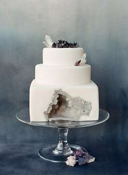 American Baker In Paris Brings Her Wedding Cake Confections To S F