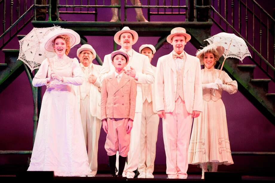 """A scene from the national tour of """"Ragtime,"""" which stops in Waterbury Friday and Saturday, Jan. 22-23. Photo: Scott Suchman /Contributed Photo / Photo by Scott Suchman/Phoenix Entertainment"""