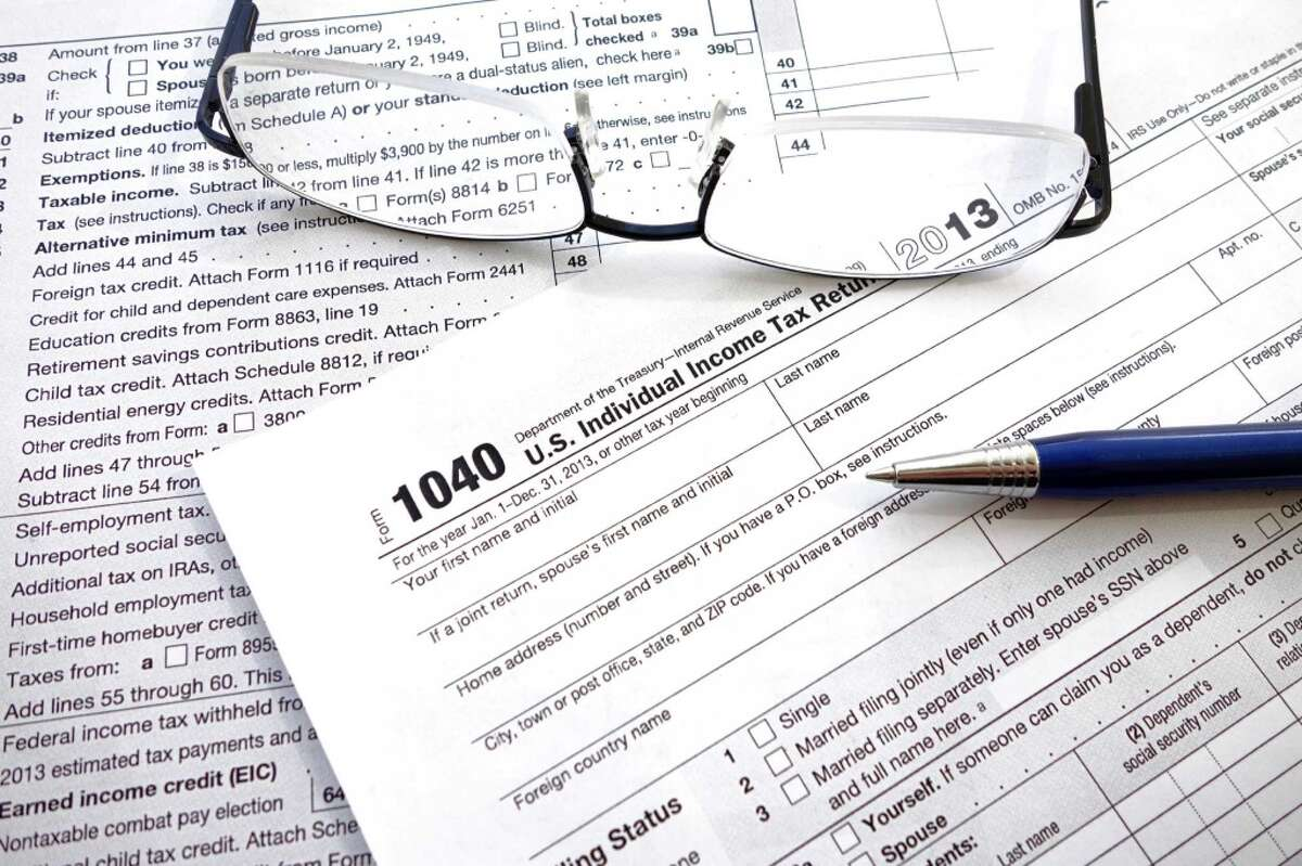 Signs that you are an income tax theft victim include: