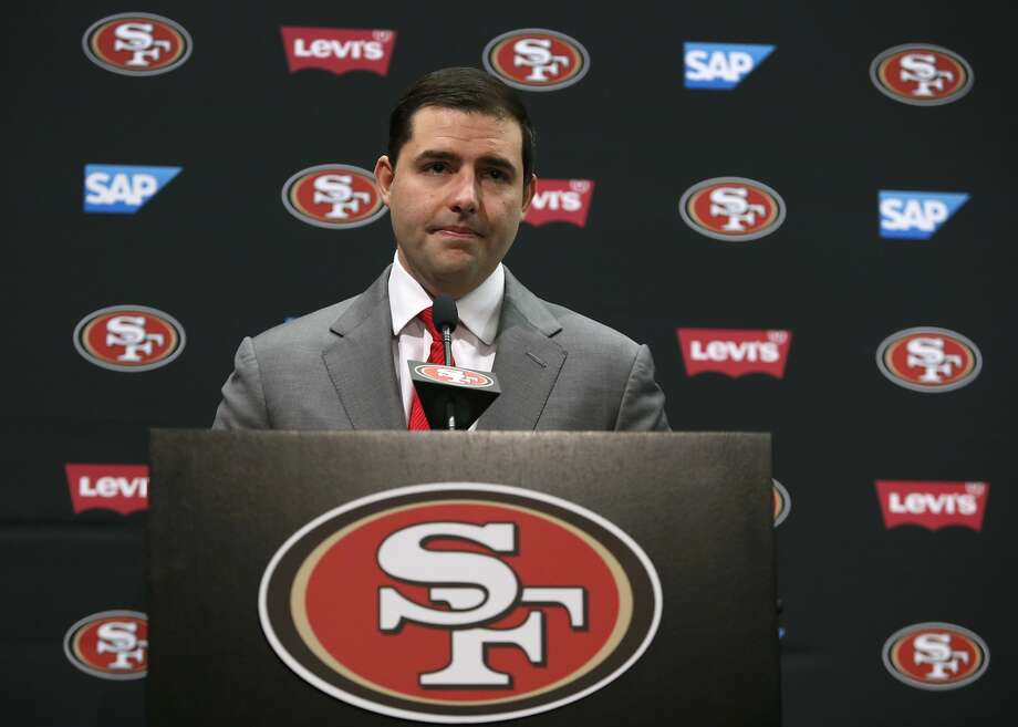 Jed York, expensive dinner haver. Photo: Paul Chinn, The Chronicle