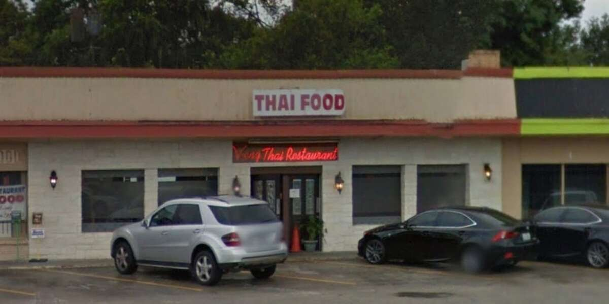 Vieng Thai Market 6929 Long Point, Houston, Texas 77055 Demerits: 35 Inspection highlights: Observed roach infestation in kitchen Photo by: Google Maps