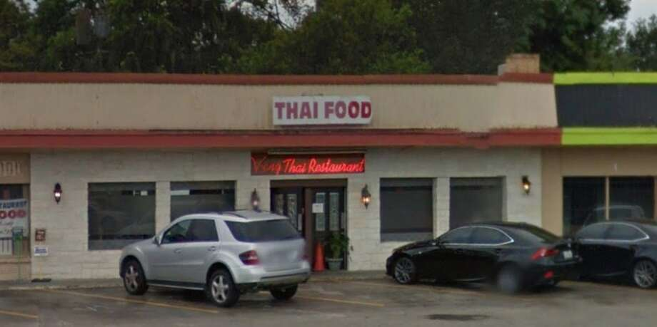 Vieng Thai Market6929 Long Point, Houston, Texas 77055  Demerits: 35  Inspection highlights: Observed roach infestation in kitchen  Photo by: Google Maps
