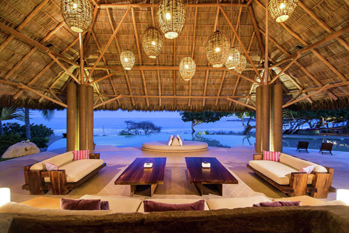 Gwyneth Paltrow and her boyfriend stayed at this lavish vacation home for a brief period of time in Mexico.