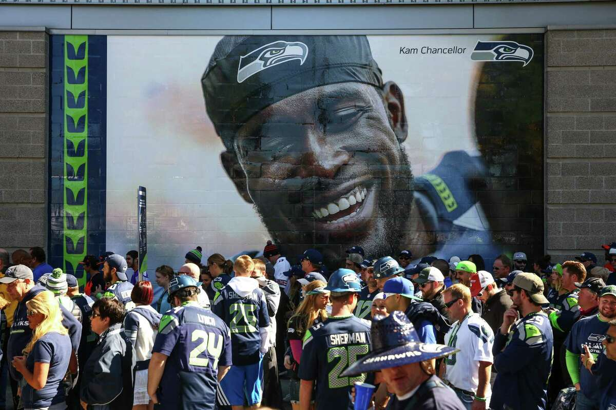 What we asked then:2. How upset is Kam Chancellor ... ?