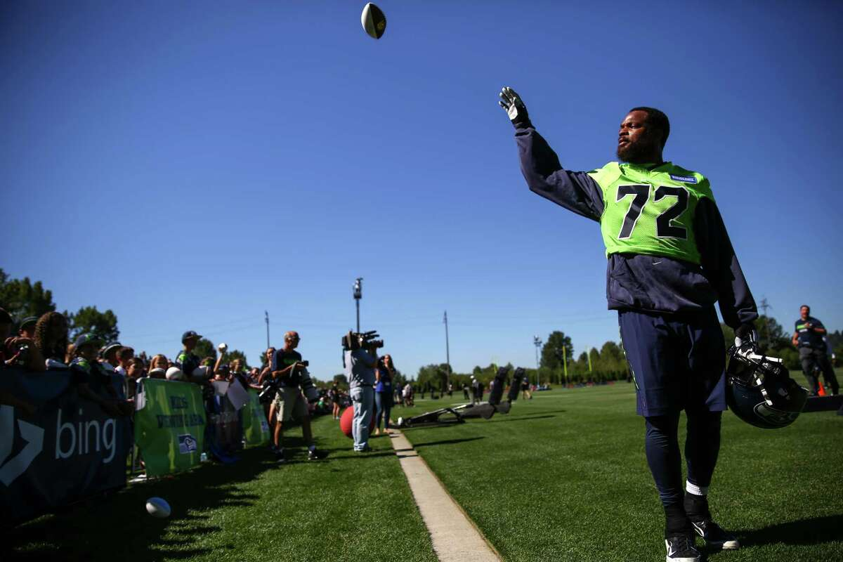 3. ... and Michael Bennett?Like Chancellor, Bennett displayed his unhappiness with his current contract last offseason. Unlike Chancellor, Bennett reported to training camp on time before playing the best football of his career in a 2015 campaign that should have garnered him an All-Pro selection. One of the most versatile defensive linemen in football, Bennett is nearly irreplaceable. Partially for that reason, he's remained vocal about his discontent with the four-year, $32 million deal he signed in 2014. All his contract talk hasn't gone unnoticed. Don't be surprised if the Seahawks think they can get a decent return by trading him away when he's at his most valuable.