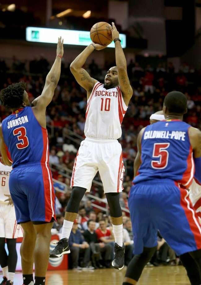 Rockets trade options