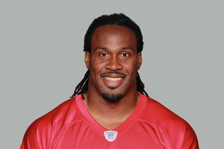 This is a 2014 photo of Steven Jackson of the Atlanta Falcons NFL football team. This image reflects the Atlanta Falcons active roster as of Monday, June 16, 2014 when this image was taken. (AP Photo) Photo: FRE / NFLPV AP