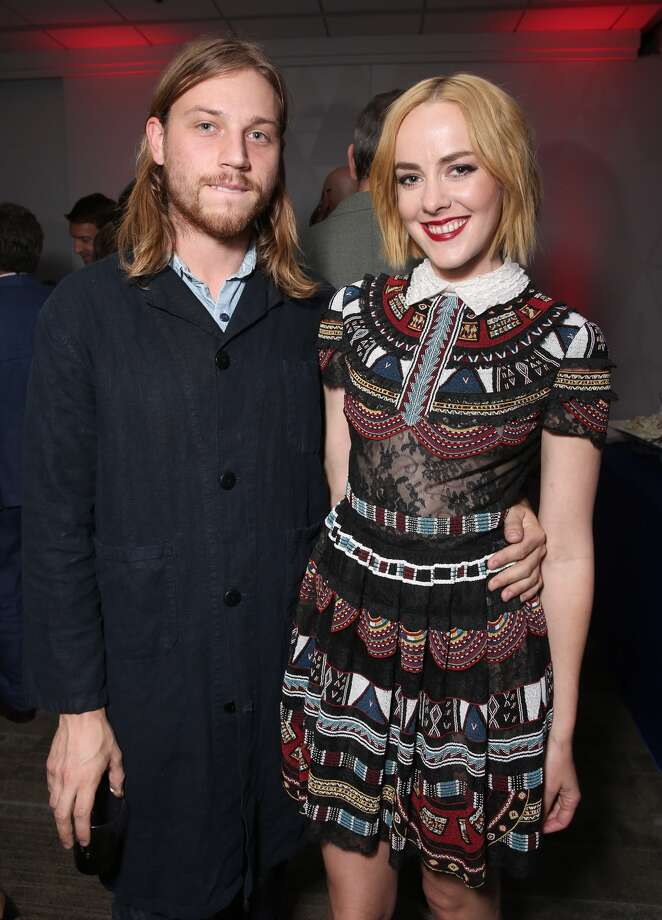 Jena Malone announced she and boyfriend Ethan DeLorenzo (left) are expecting their first child. Keep clicking to take a look at other celebrities who have buns in the oven or recently welcomed new additions to their family.