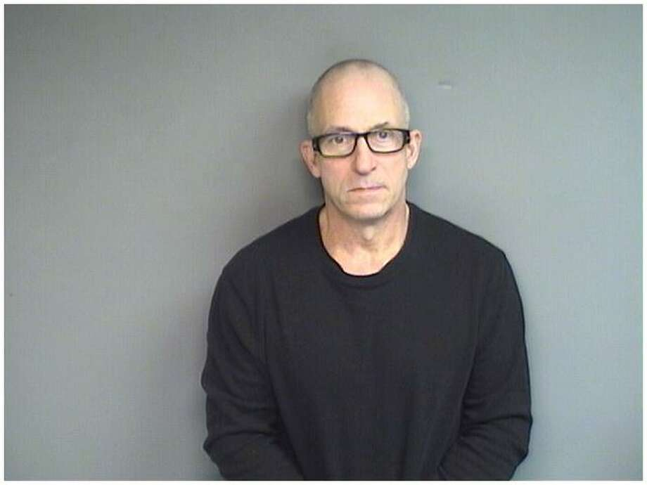 Andrew Michaud, 51, of Stamford, was charged Tuesday with stealing equipment and copper off the roof of a Hope Street restaurant in December. Photo: Stamford Police Department / Contributed Photo / Stamford Advocate Contributed