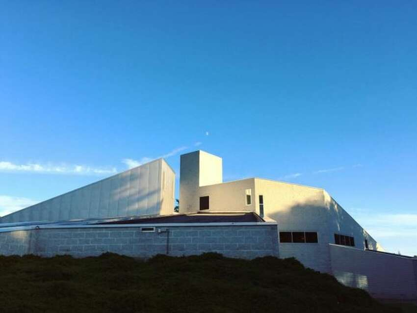 Tang Teaching Museum and Art Gallery at Skidmore College, Saratoga Springs. Photo credit: @lydcat1